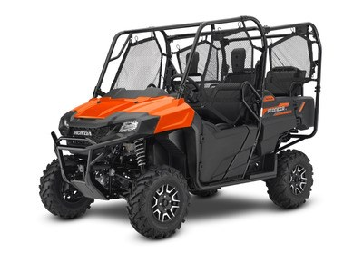 2018 Honda Pioneer™ 700-4 Deluxe LE Photo 1 of 1