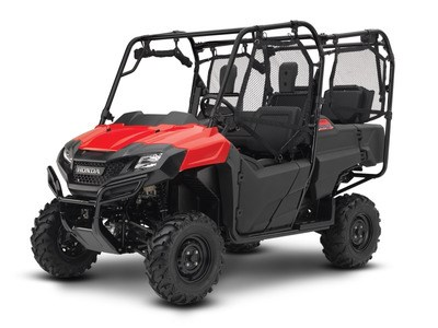2018 Honda Pioneer™ 700-4 Photo 1 of 1