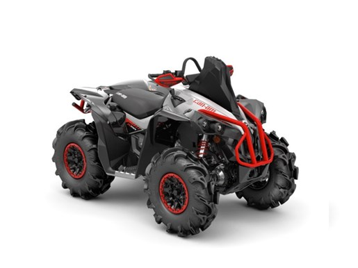 2018 Can-Am Renegade® X® mr 570 Photo 1 of 3