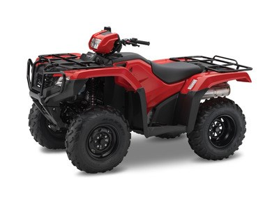 2018 Honda TRX® 500 Foreman Photo 1 of 1