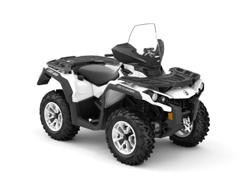 2018 Can-Am Outlander™ North Edition 650 Photo 1 of 2