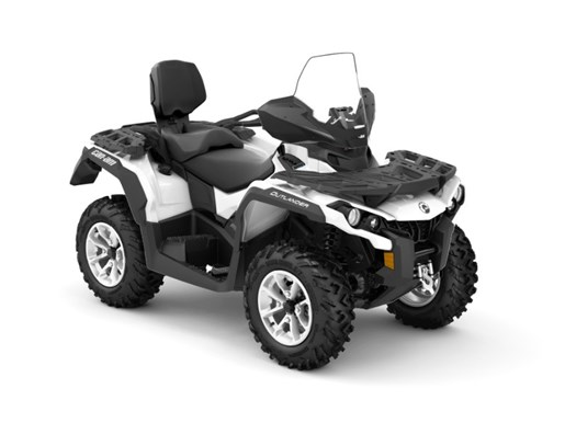 2018 Can-Am Outlander™ MAX North Edition 650 Photo 1 of 2