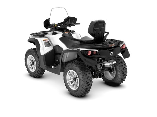 2018 Can-Am Outlander™ MAX North Edition 650 Photo 2 of 2