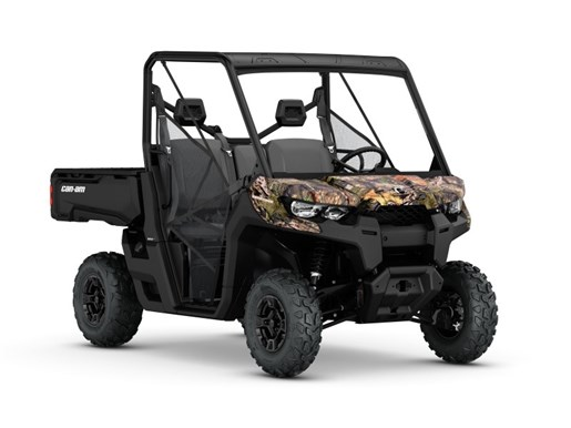 2017 Can-Am Defender DPS™ HD5 Mossy Oak Break-Up Country Camo Photo 1 of 1