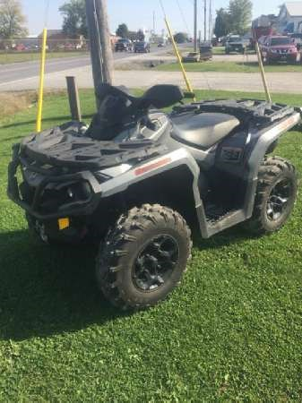 2015 Can-Am Outlander XT 650 Photo 2 of 5