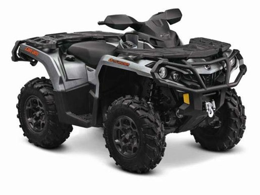 2015 Can-Am Outlander XT 650 Photo 5 of 5