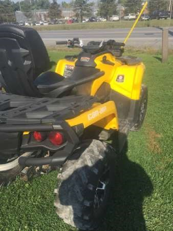 2015 Can-Am Outlander MAX XT 500 Photo 4 of 5