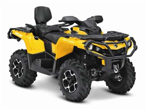 2015 Can-Am Outlander MAX XT 500 Photo 5 of 5