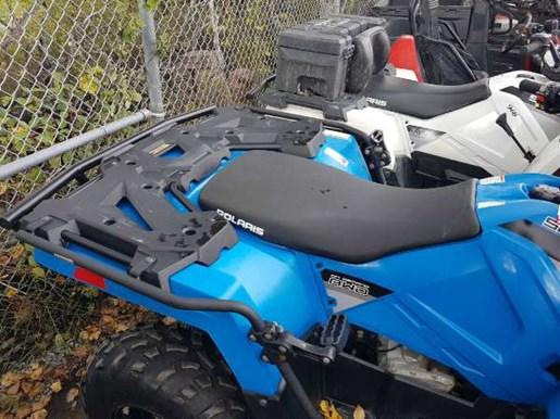 2016 Polaris Sportsman 570 EPS Velocity Blue Photo 2 of 5