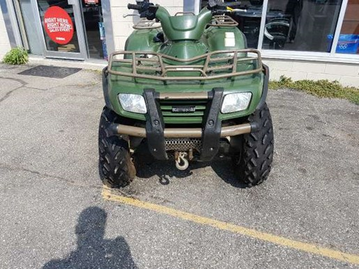 Kawasaki Prairie X Specs