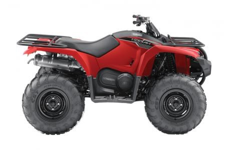 2018 Yamaha Kodiak 450 Photo 1 of 2
