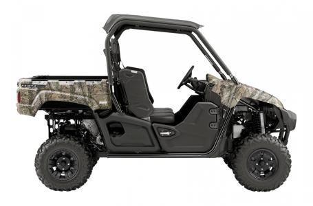 2018 Yamaha Viking EPS CAMO Photo 1 of 2