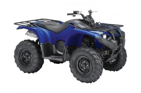 2018 Yamaha Kodiak 450 Photo 2 of 2