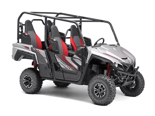 2018 Yamaha Wolverine R-Spec X4 EPS SE Matte Silver Photo 1 of 3