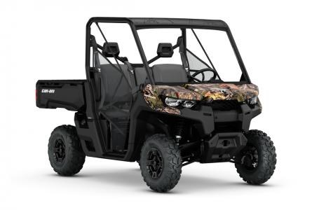 2017 Can-Am Defender DPS™ HD5 - Break-Up Country Camo® Photo 1 of 3