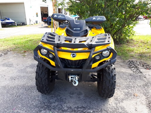 2016 Can-Am Outlander XT™ 570 Photo 2 of 4
