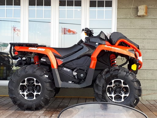 2018 Can-Am Outlander™ X® mr 570 Photo 1 of 2