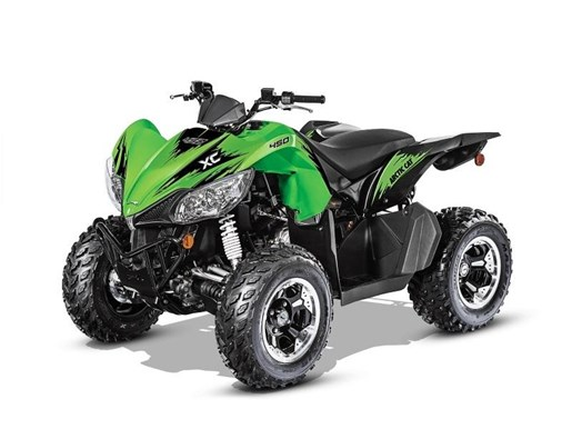 2017 Arctic Cat XC 450 Photo 1 of 1