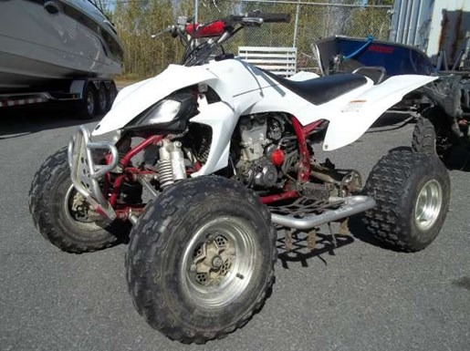 2004 Yamaha YFZ450 Photo 2 of 3