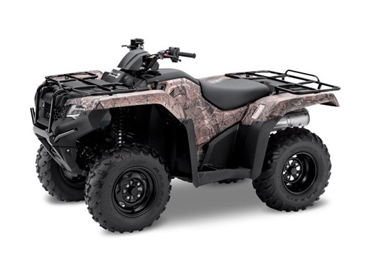 2018 Honda TRX420 Rancher DCT IRS EPS Honda Phantom Camo Photo 1 of 1