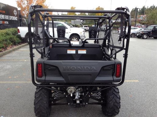 Honda Pioneer 700-4 Deluxe 2018 New ATV for Sale in ...