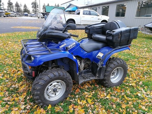 Yamaha bruin 350 2007 used atv for sale in innisfil ontario for Yamaha atv for sale used