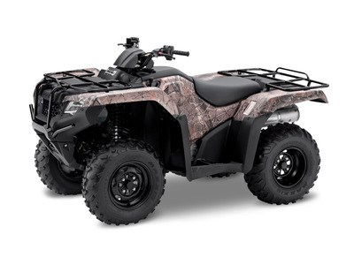 2018 Honda TRX® 420 Rancher® DCT IRS EPS Honda Phantom Camo™ Photo 1 of 1