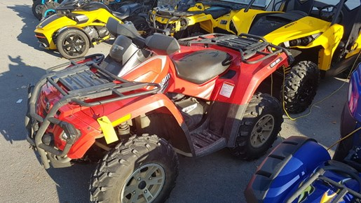 2007 Can-Am 650 XT Photo 1 of 1
