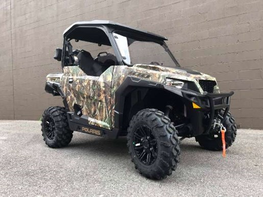 2018 Polaris General 1000 EPS Hunter Edition Photo 1 of 3