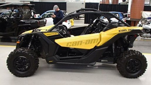 can am maverick x3 xds 2017 used atv for sale in trenton ontario. Black Bedroom Furniture Sets. Home Design Ideas