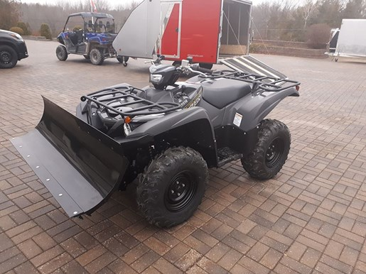 2018 Yamaha Grizzly EPS Photo 3 of 11