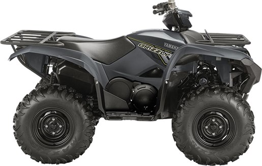 2018 Yamaha Grizzly EPS Photo 11 of 11