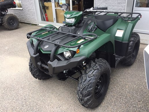 2018 Yamaha Kodiak 450 EPS Photo 1 of 7