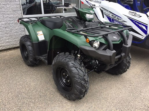 2018 Yamaha Kodiak 450 EPS Photo 2 of 7