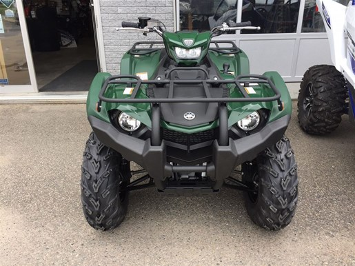 2018 Yamaha Kodiak 450 EPS Photo 3 of 7