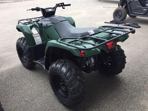 2018 Yamaha Kodiak 450 EPS Photo 4 of 7