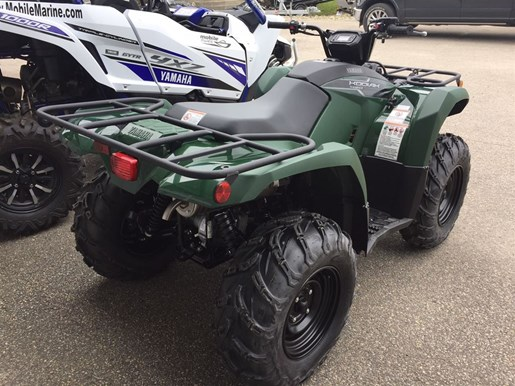 2018 Yamaha Kodiak 450 EPS Photo 7 of 7