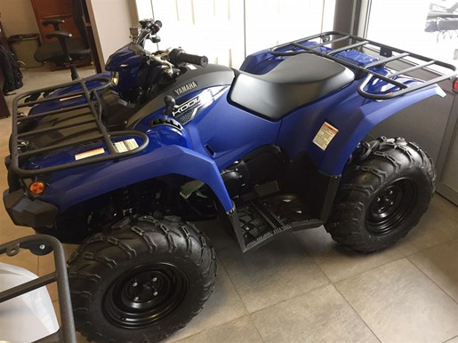2018 Yamaha Kodiak 450 EPS Photo 1 of 3