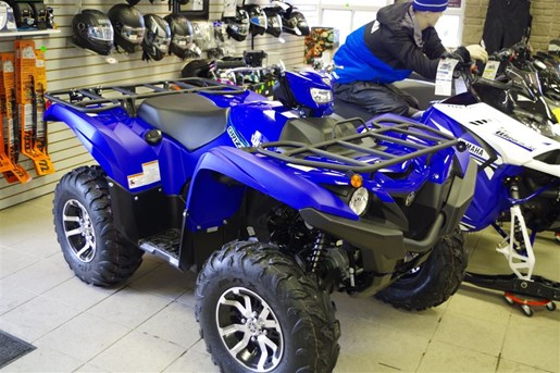 2018 Yamaha Grizzly EPS Photo 1 of 14