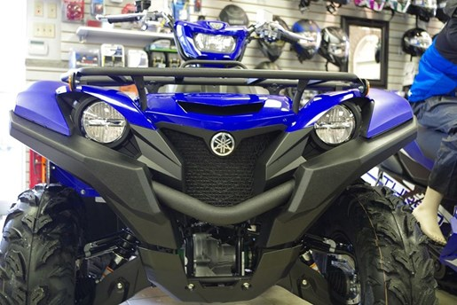 2018 Yamaha Grizzly EPS Photo 2 of 14