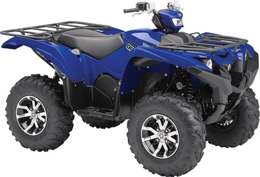 2018 Yamaha Grizzly EPS Photo 13 of 14