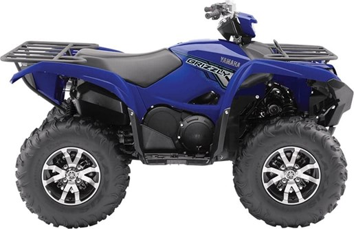 2018 Yamaha Grizzly EPS Photo 14 of 14