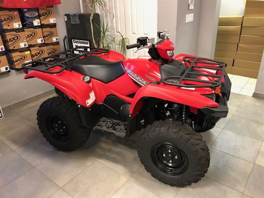 2017 Yamaha Grizzly 700 EPS Photo 1 of 7