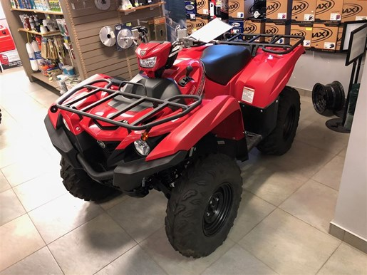 2017 Yamaha Grizzly 700 EPS Photo 6 of 7