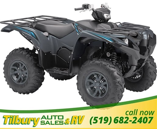 2018 Yamaha Grizzly EPS SE Photo 1 of 2