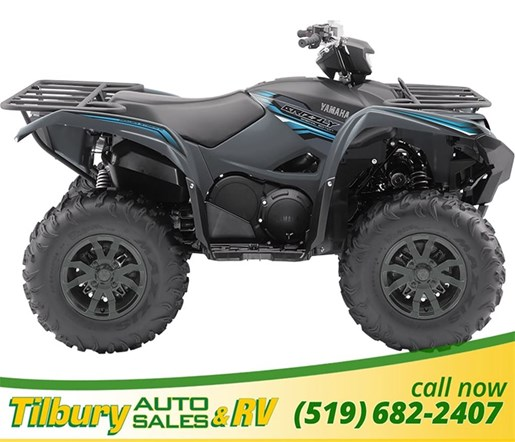 2018 Yamaha Grizzly EPS SE Photo 2 of 2
