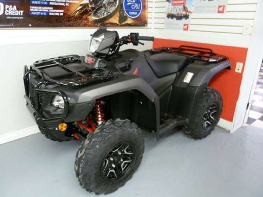 2018 Honda TRX500 Rubicon DCT Deluxe Photo 1 of 3
