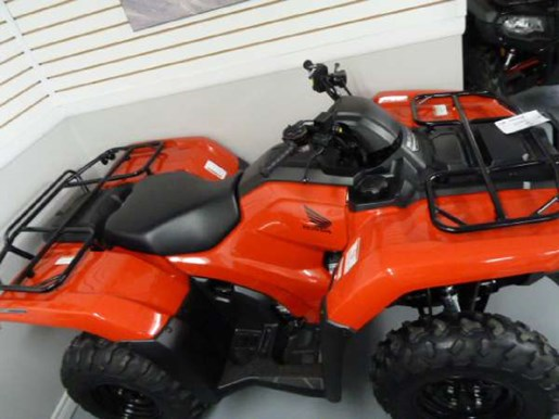 2018 Honda TRX420 Rancher DCT IRS EPS Red Photo 2 of 3