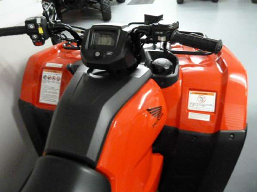 2018 Honda TRX420 Rancher DCT IRS EPS Red Photo 3 of 3