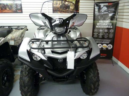 2018 Yamaha Grizzly EPS LE Photo 1 of 6